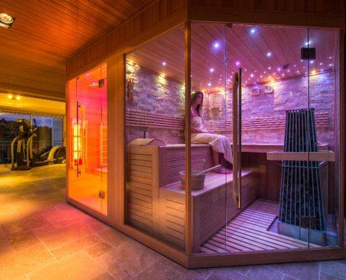 Sauna project - Brenard - Frankrijk