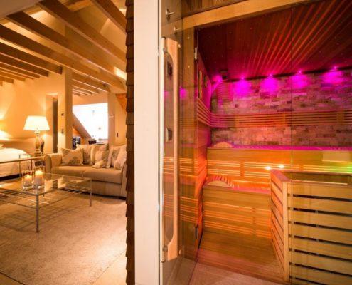 Sauna project Fleesensee