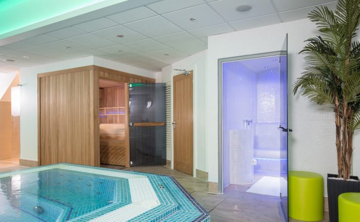 Sauna project Hotel Orsett