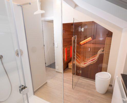 Sauna project Lenden