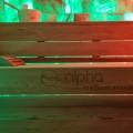 Alpha Sauna / Zoutgrot Quadrato