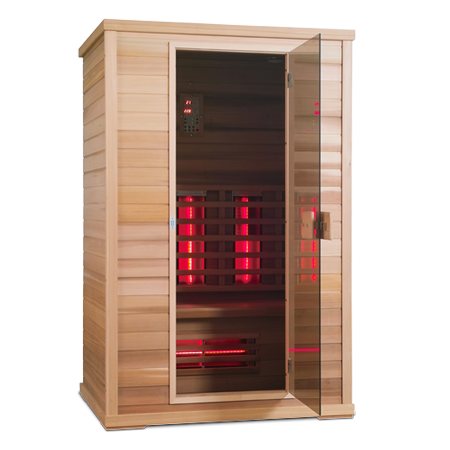 Full Spectrum infraroodsauna 3 persoon