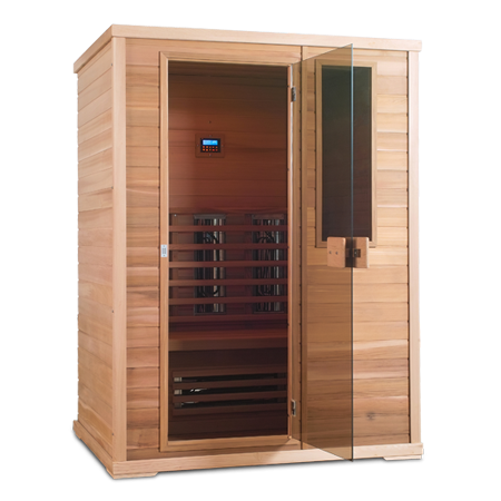 Full Spectrum infraroodsauna 4 persoon