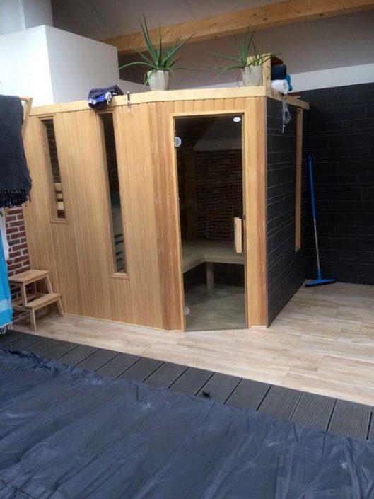 Sauna op maat in Overijssel