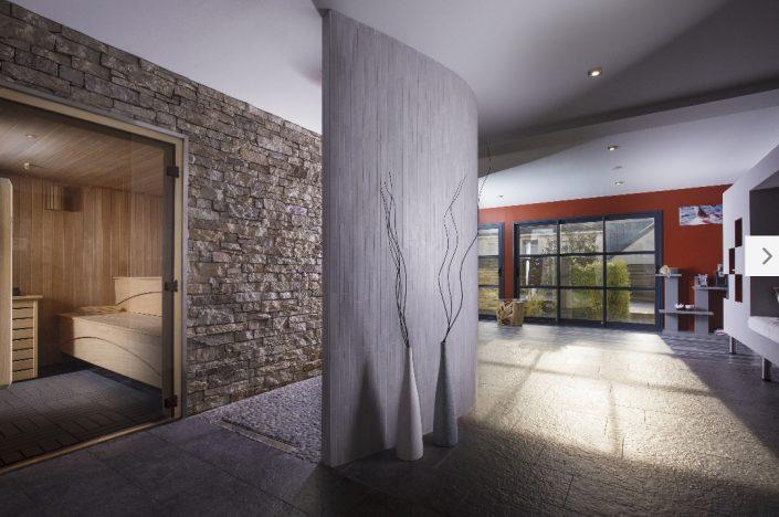 Sauna project Les Embruns - Frankrijk