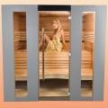 Alpha Sauna Intens vooraanzicht