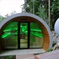 Alpha Sauna Eclipse voor buiten