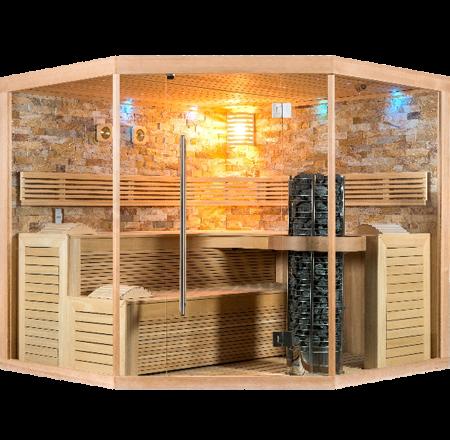Alpha Sauna Chaleur de Luxe
