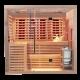 Combi sauna Infra4Health