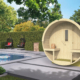 Barrel sauna 400 - Thermowood
