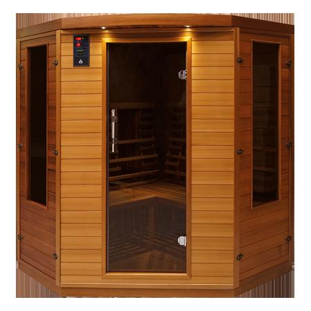 HW9005 infrarood sauna