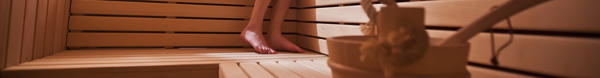 Sauna accessoires