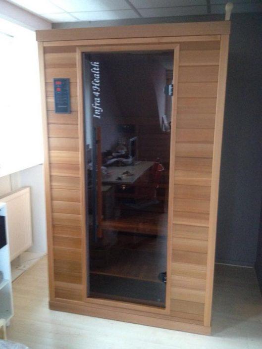 Infrarood sauna in Leeuwarden