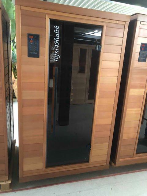 i120 infrarood sauna