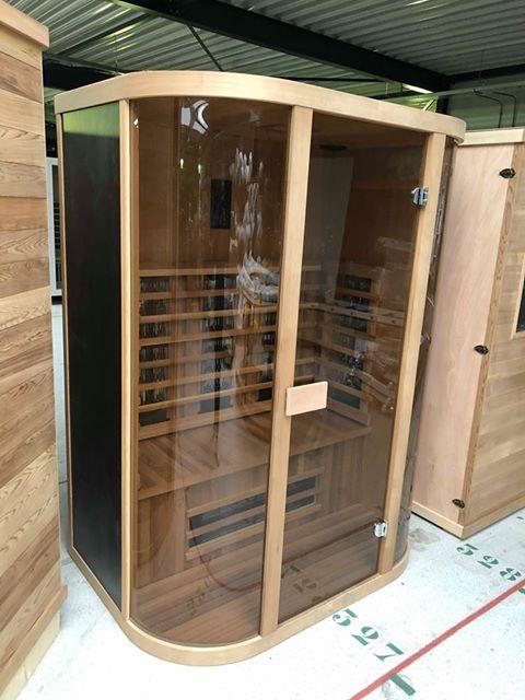 Elite Six infrarood sauna
