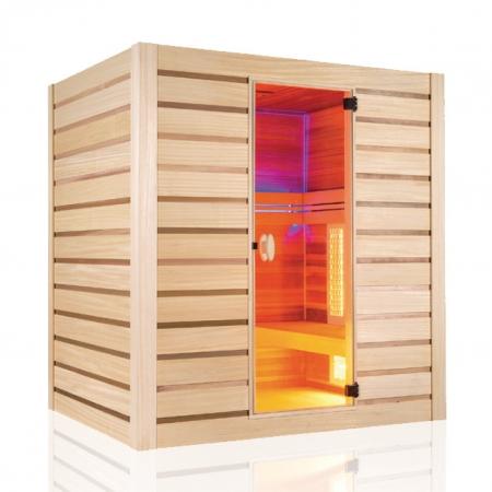 Luxury 180 Combi infrarood sauna