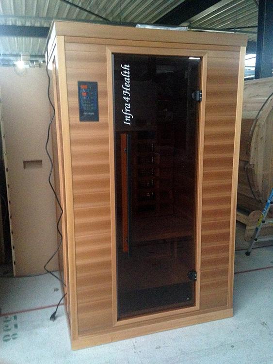 Infra4Health i120 - Outlet infraroodsauna
