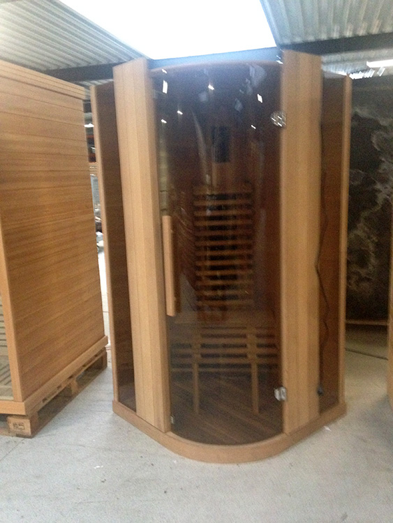 Professional One infrarood sauna - Outlet