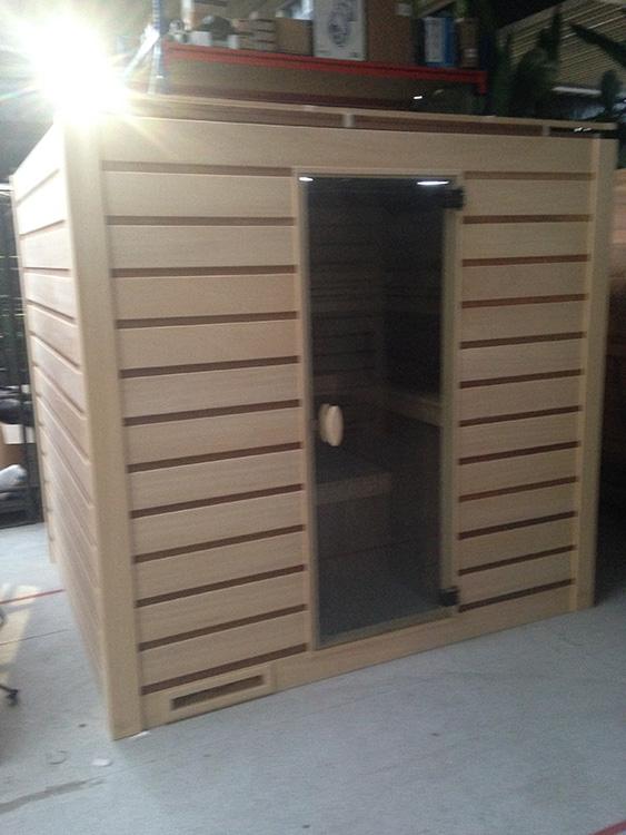 Finse sauna - Outlet