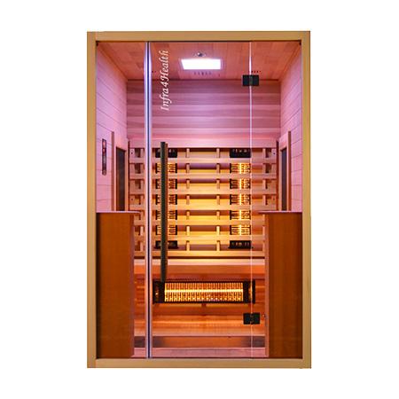 130 Infrarood sauna - Infra4Health