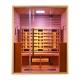 160 Infrarood sauna - Infra4Health