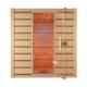 Traditionele Combi sauna - Infra4Health
