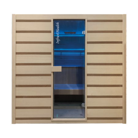 Traditionele sauna - Infra4Health