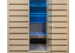 Traditionele sauna - Infra4Health